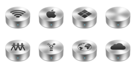 Cylinder Icons