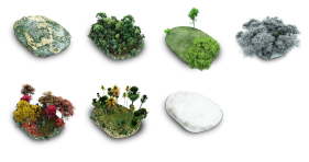 Eco Health Icons