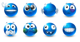 Emoticons 2 Icons