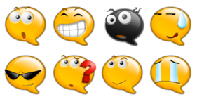 Emotions 2S Icons