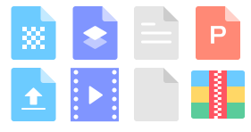 Document library Icon Icons