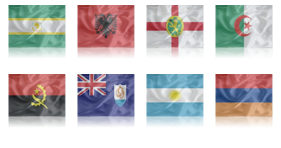 Flags Of The World Icons 1 Icons