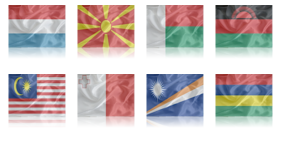 Flags Of The World Icons 2 Icons