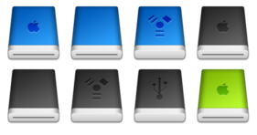 HardDrives Icons
