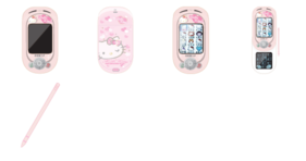 HELLO KITTY OKWAP A236 Icons