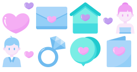 Super sweet little icon Icons