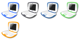 iBook X Icons