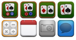 iPhoneicons2 Icons