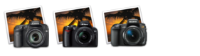 iPhoto replacement icons Icons