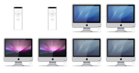 Just a bunch of Apple Icons