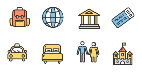 Travel Icon Icons