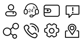 HEG main function icon Icons