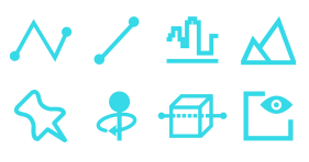 Professional tools Icons