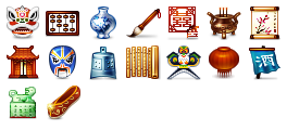 Most Chinese Icons