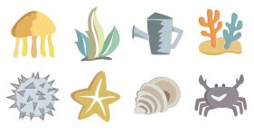 Ray Longxuan Aquarium Icons