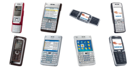 Nokia E Series Icons