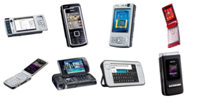 Nokia N Series Icons
