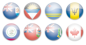 North America - Mac Icons