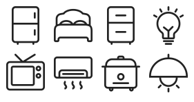 Home icon Icons