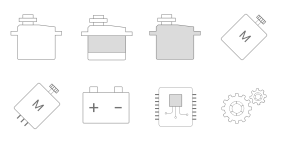 Industrial Icon Icons
