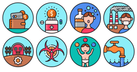 Warning icon Icons