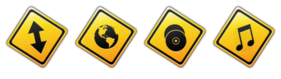 Road Signs Replacement Icons Icons