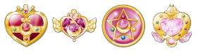 Sailor Moon Icons