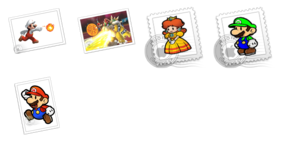 SuperMario Mail icons Icons