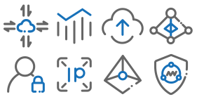 Inspur cloud Icon Icons