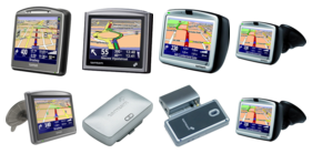 TomTom Devices Icons