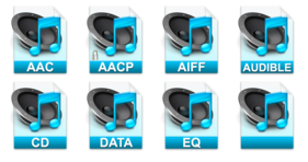 TransFile for iTunes Icons