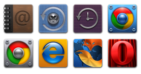 Variations 2 Icons
