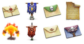Warcraft - Volume 1 Icons