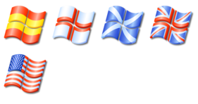 XP Flags Icons